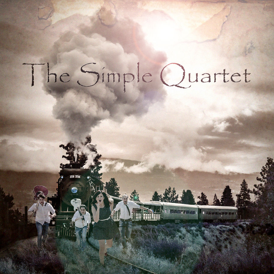 thesimplequartet cover2015